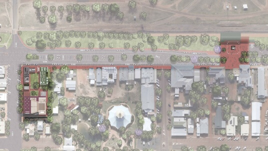 170830-Barcaldine-town-centre-1-to-1000-at-A3 copy